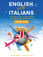 Corso di inglese, il Metodo English for Italians