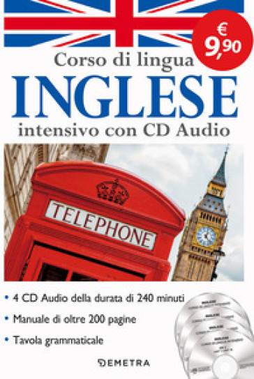 Corso di lingua. Inglese intensivo. Con 4 CD-Audio - R. Freudenstein |