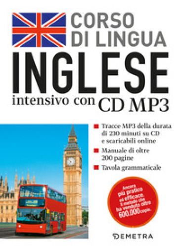 Corso di lingua. Inglese intensivo. Con CD Audio formato MP3 - A. J. Peck |