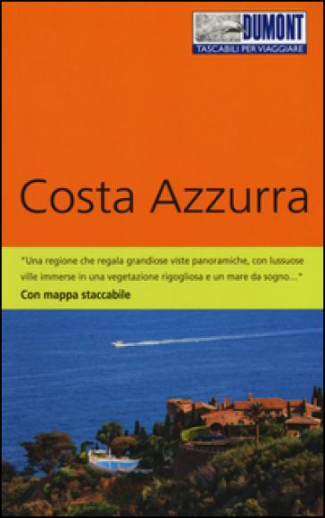 Costa Azzurra. Con mappa - Britta Sandberg |