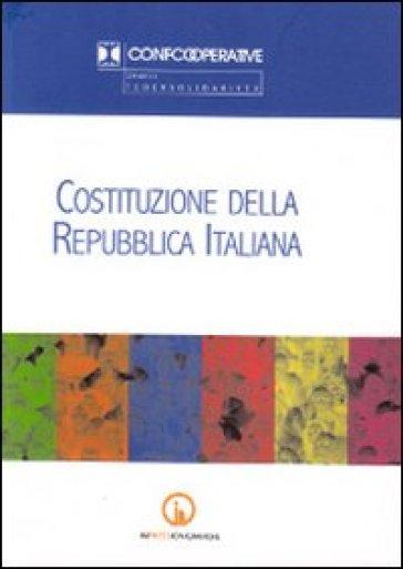 Costituzione della Repubblica italiana. Edizione per il Veneto