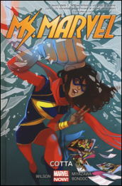 Cotta. Ms. Marvel. 3.