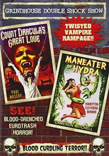 Count dracula's great love/maneater o
