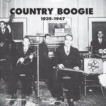 Country boogie 1939-1947