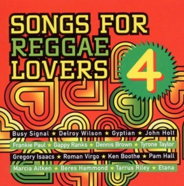 Covers for reggae lovers, vol.4
