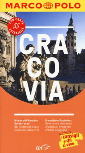 Cracovia. Con carta estraibile - Joanna Tumielewicz   Thecosgala.com