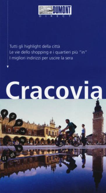 Cracovia. Con mappa - Dieter Schulze |