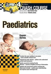 Crash Course Paediatrics - E-Book