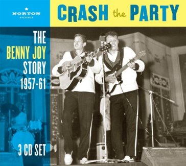 Crash the party -3cd-