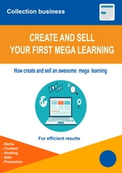 Create and sell your first mega learning