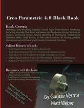 Creo Parametric 4.0 Black Book