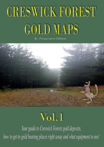 Creswick Forest gold maps. 1. - Luca Calabrese | Rochesterscifianimecon.com