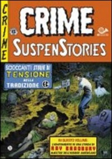 Crime suspenstories. 3.