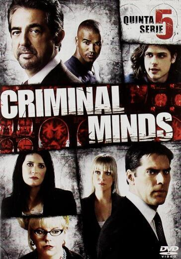 Criminal minds - Stagione 05 (6 DVD)