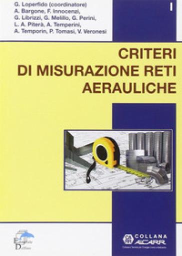 Criteri di misurazione reti aerauliche