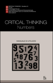 Critical thinking numbers. Ediz. italiana