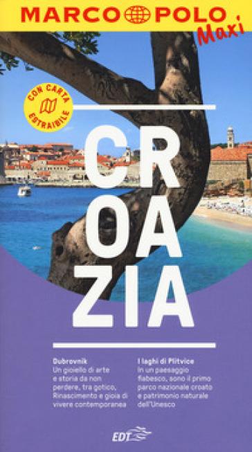 Croazia. Con atlante stradale - C. Gilodi   Thecosgala.com