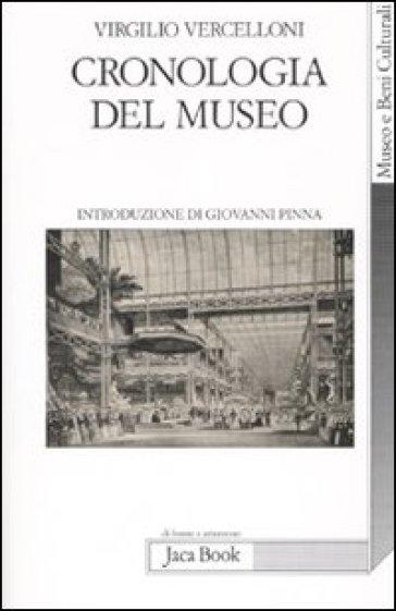 Cronologia del museo - Virgilio Vercelloni  