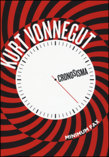 Cronosisma - Kurt Vonnegut   Rochesterscifianimecon.com