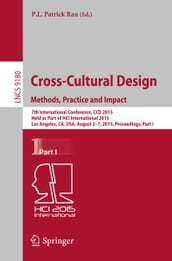 Cross-Cultural Design Methods, Practice and Impact