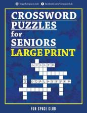 Crossword Puzzles for Seniors Large Print