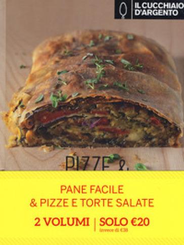 Il Cucchiaio d'Argento. L'ho fatto io. Pane facile-Pizze e torte salate - Giovanna Camozzi pdf epub
