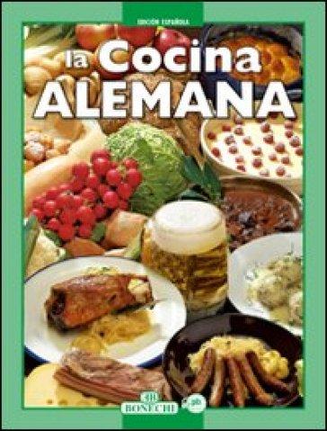 Cucina tedesca ediz spagnola la libro mondadori - La cucina tedesca ...