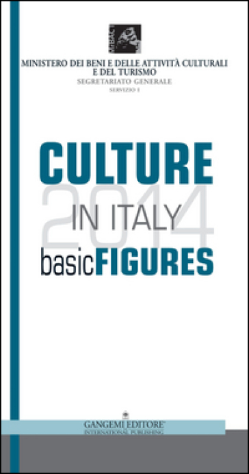 Culture in Italy 2014. Basic figures