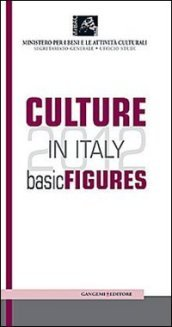 Culture in Italy. Basic figures