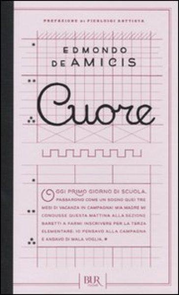 Cuore - Edmondo De Amicis |