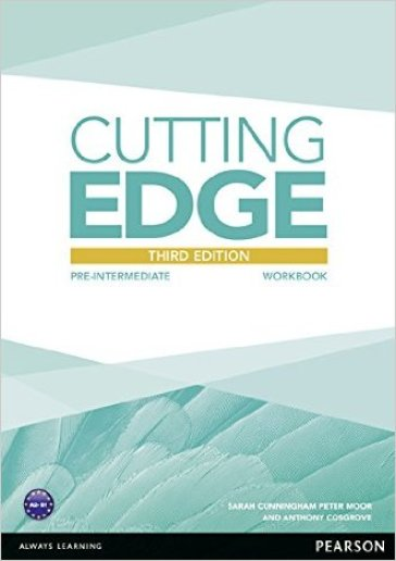 Cutting edge. Pre-intermediate. Workbook. No key. Con espansione online. Per le Scuole superiori