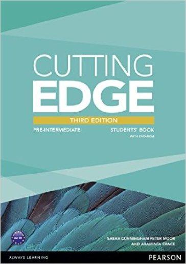Cutting edge. Pre-intermediate. Student's book. Per le Scuole superiori. Con CD-ROM. Con espansione online