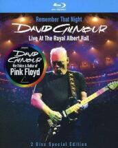 DAVID GILMOUR - REMEMBER THAT NIGHT - LIVE AT THE (2 Blu-Ray)