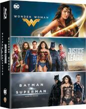 DC 3 film collection (3 Blu-Ray)