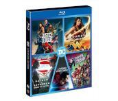 DC Comics - 5 Film Collection (5 Blu-Ray)