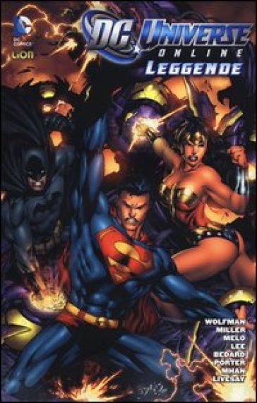 DC Universe online: leggende. 2.