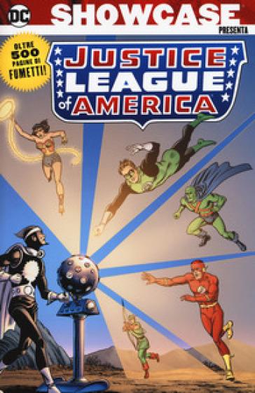 DC showcase presenta: Justic League of America. 1. - L. Dallari |