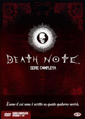 DEATH NOTE - THE COMPLETE SERIES (5 DVD)(ep.01-37)