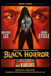 DVD BLACK HORROR - LE MESSE NERE (DVD)(special edition)