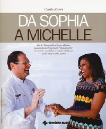 Da Sophia a Michelle - Carlo Zarri   Rochesterscifianimecon.com