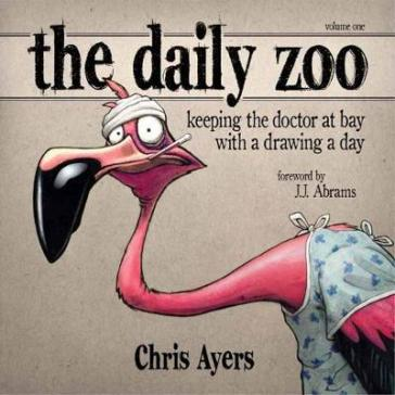 Daily Zoo: Keeping the Doctor at Bay with a Drawing a Day