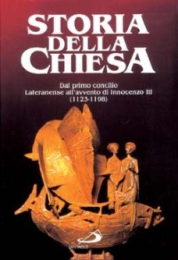 Dal primo Concilio lateranense all'Avvento di Innocenzo III (1123-1198). 2. - R. Floreville pdf epub