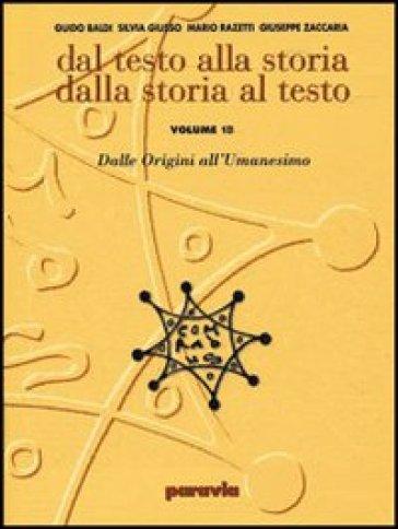 Dal testo alla storia dalla storia al testo. Edizione gialla 3/3 Dal dopoguerra al postmoderno
