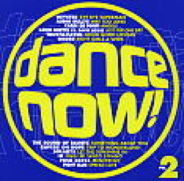 Dance now vol.2 -12tr-