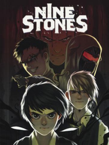 Danno critico. Nine stones. 1. - Sara Spano   Thecosgala.com