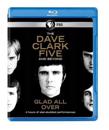Dave clark five and beyond:glad all o