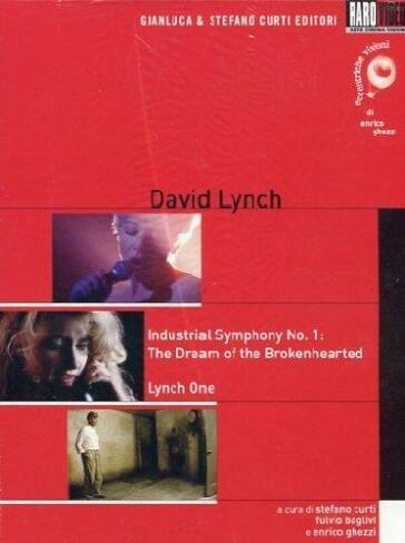 "David Lynch - Industrial Symphony No.1: The dram of the brokenhearted + Lynch ""One"" (2 DVD)(+booklet)"