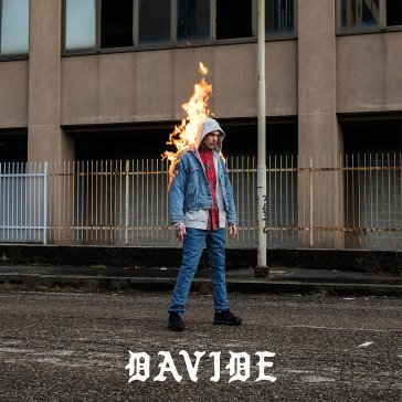Davide - CD + BOOKLET POSTER