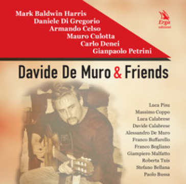 Davide De Muro & friends - D. De Muro | Ericsfund.org