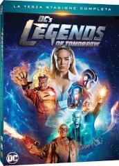 Dc S Legends Of Tomorrow - Stagione 03 (4 Dvd)